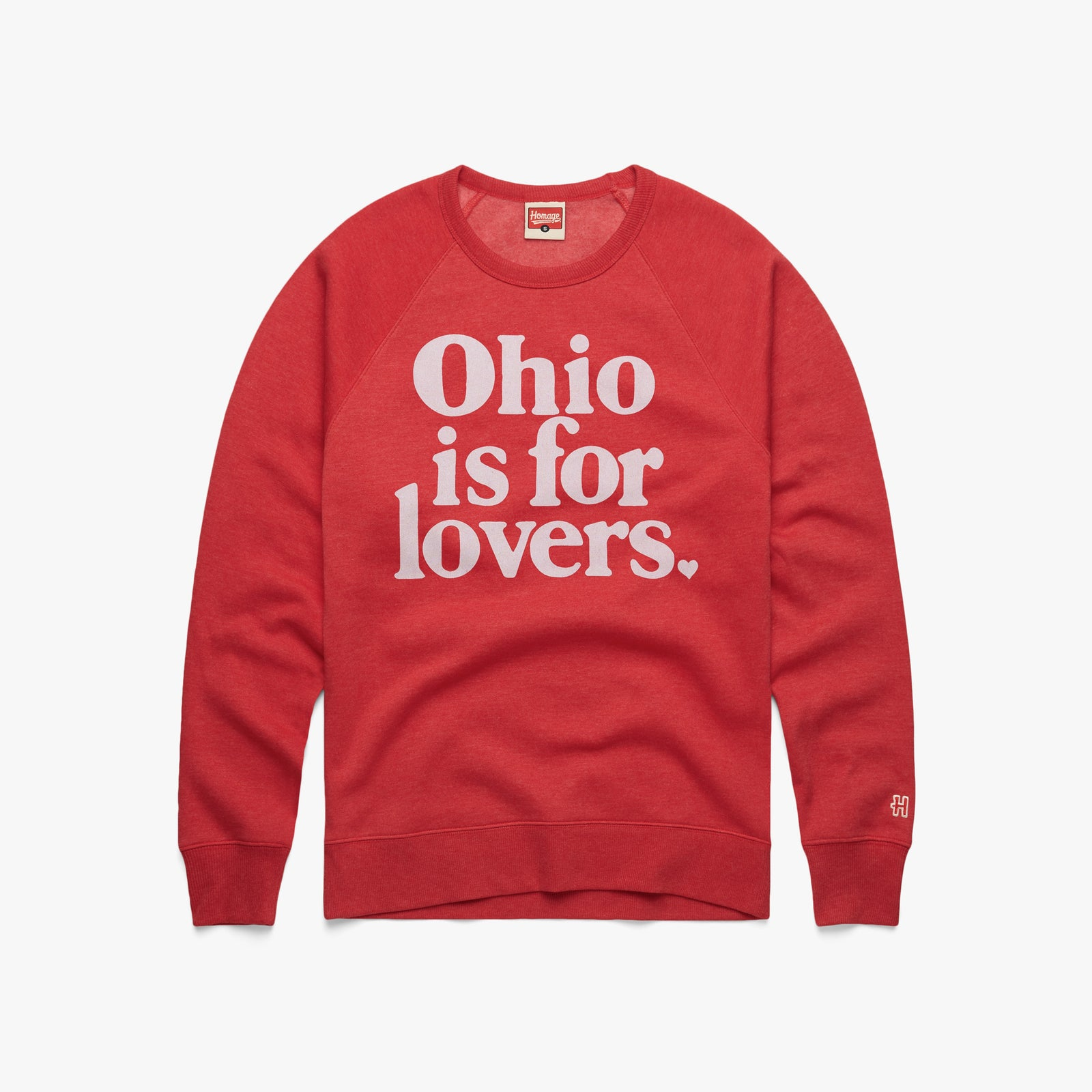 Ohio Is For Lovers Crewneck