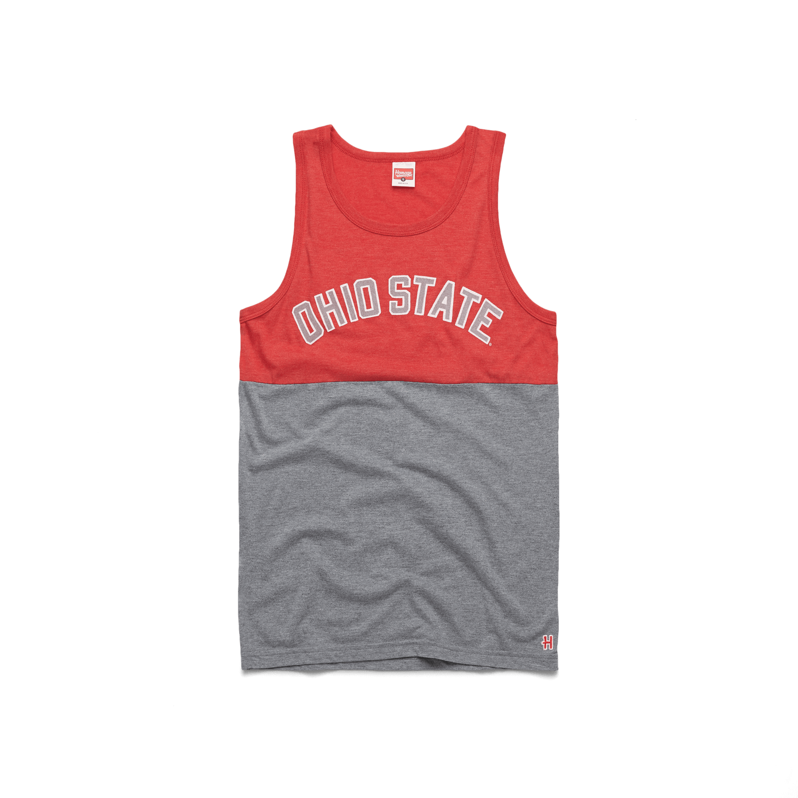 Ohio State Arch Tank Top