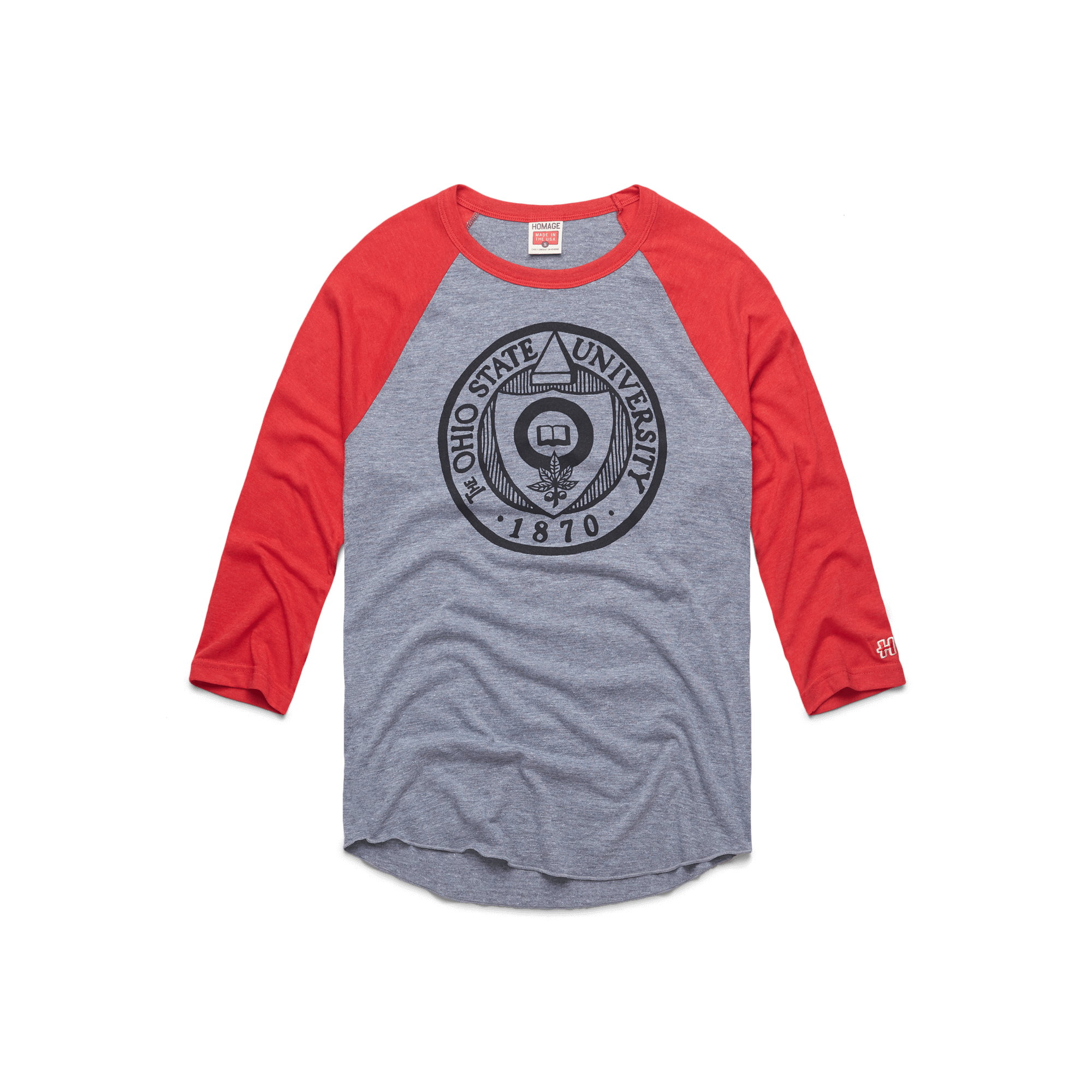 7bc4a231 Retro Ohio State University OSU Buckeyes Vintage Inspired Apparel – HOMAGE