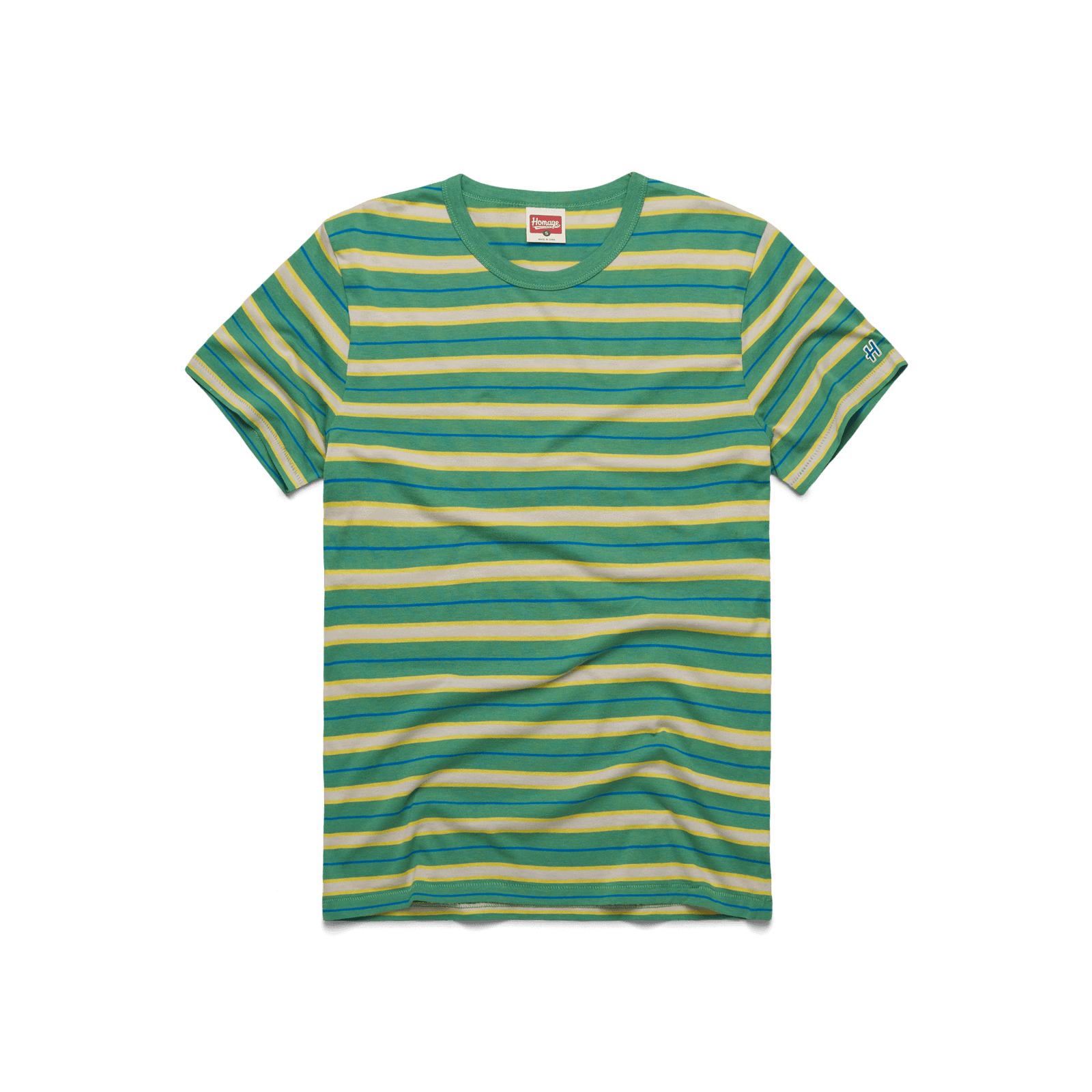 Outdoor Trail Stripe Tee