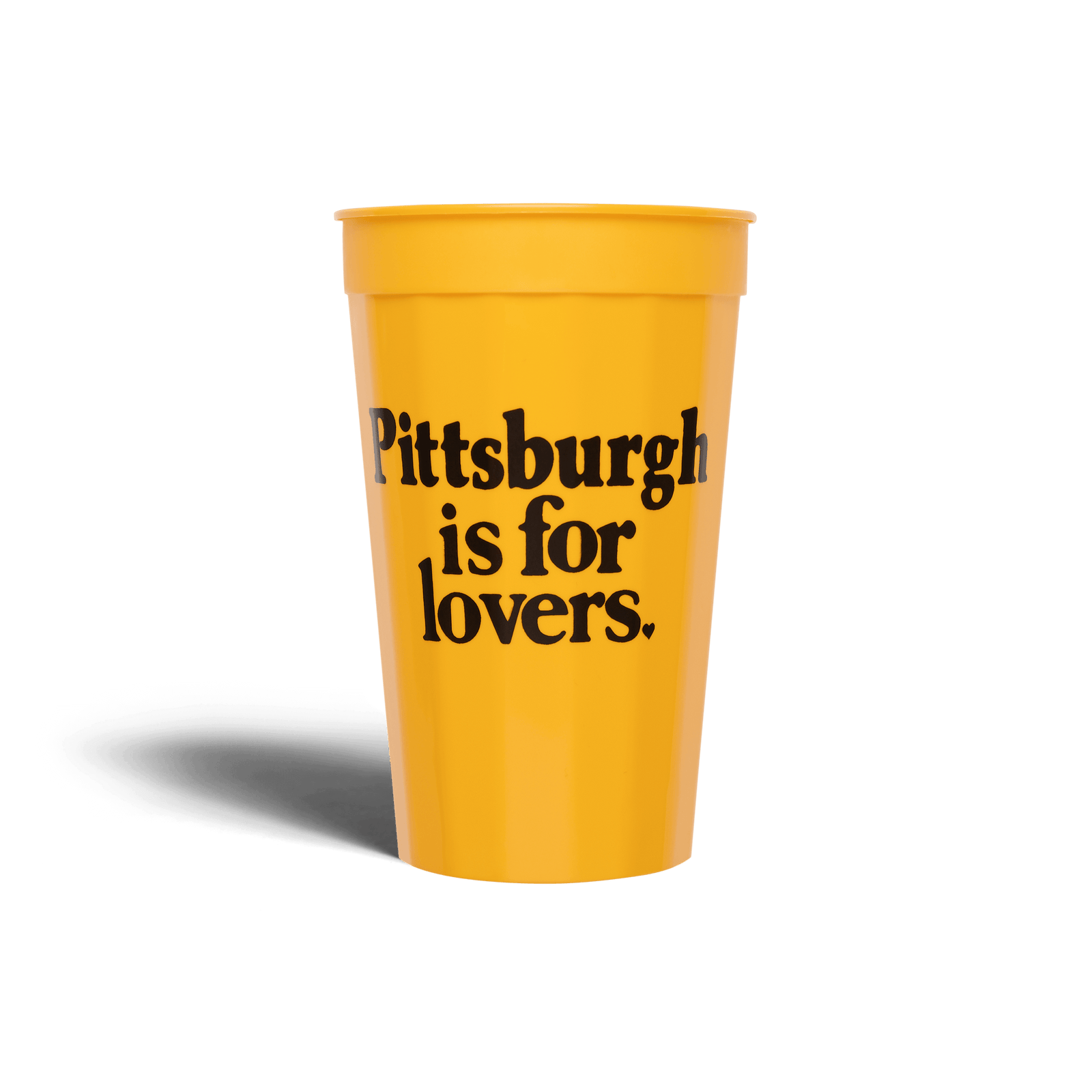 Pittsburgh Is For Lovers Stadium Cup