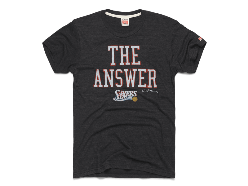 Sixers The Answer