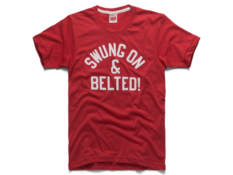 Swung On and Belted