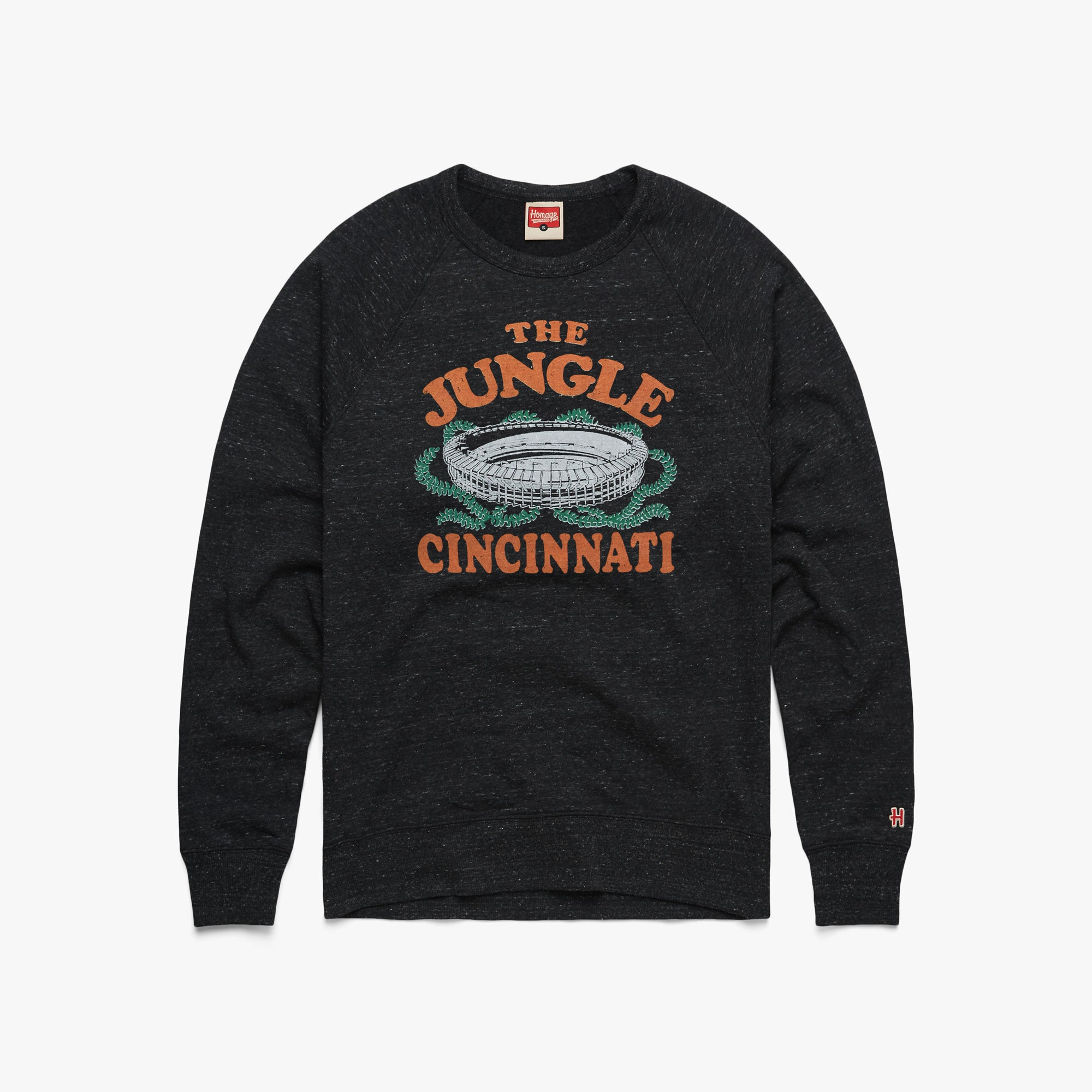 The Jungle Crewneck