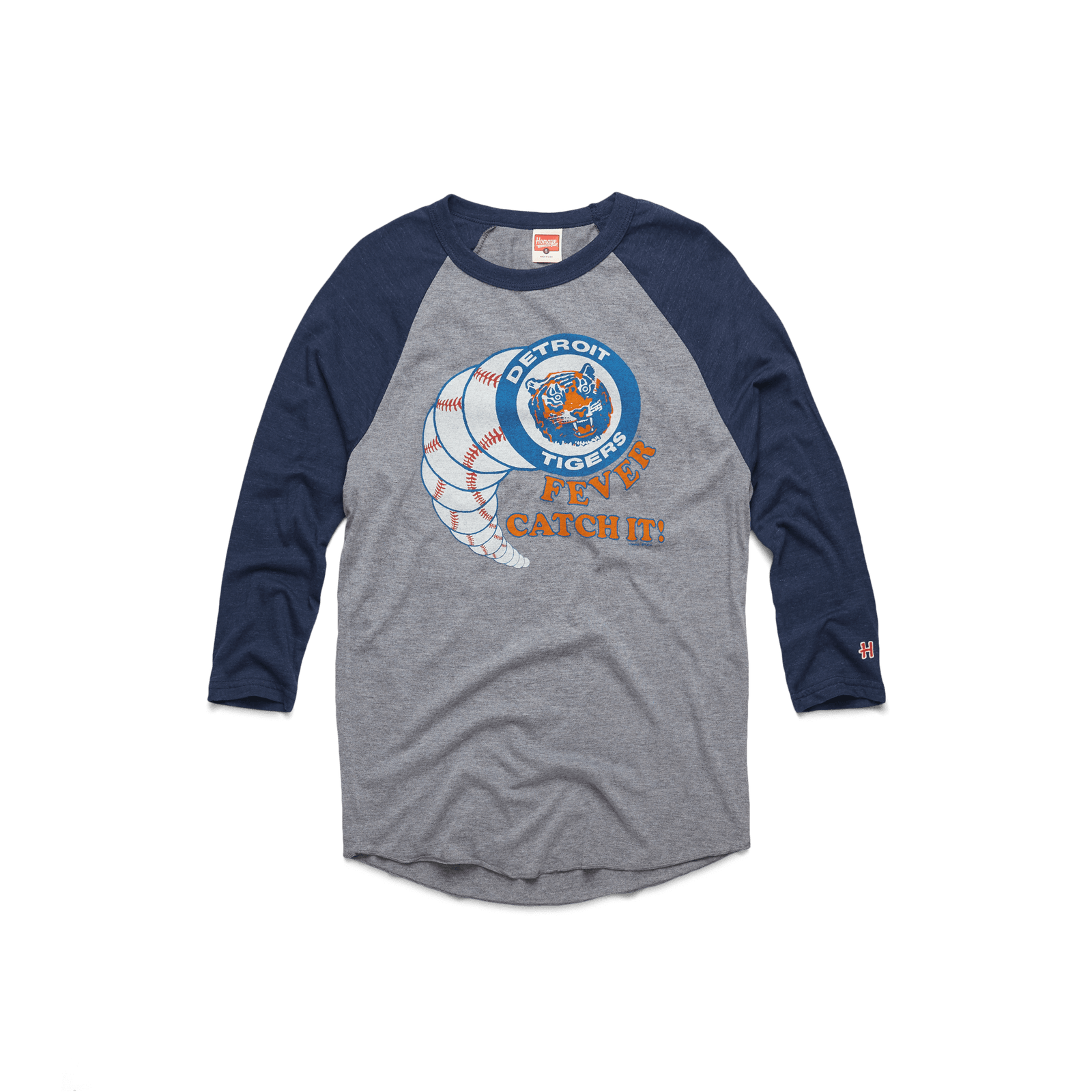 Tigers Fever Raglan