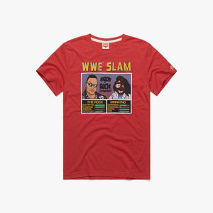 WWE Slam Rock N Sock Connection