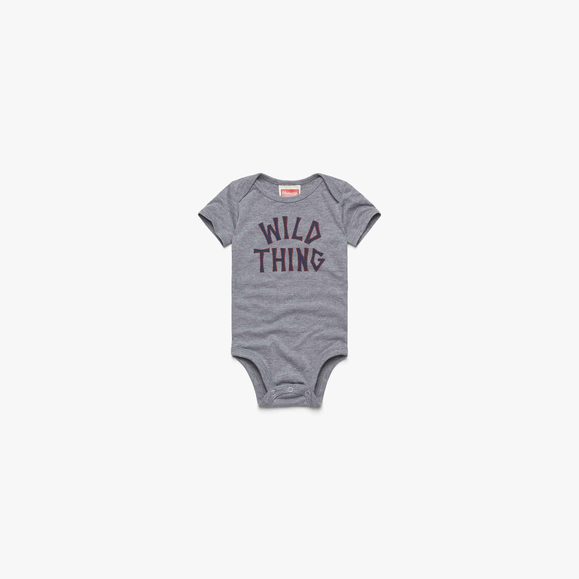 Wild Thing Baby One Piece