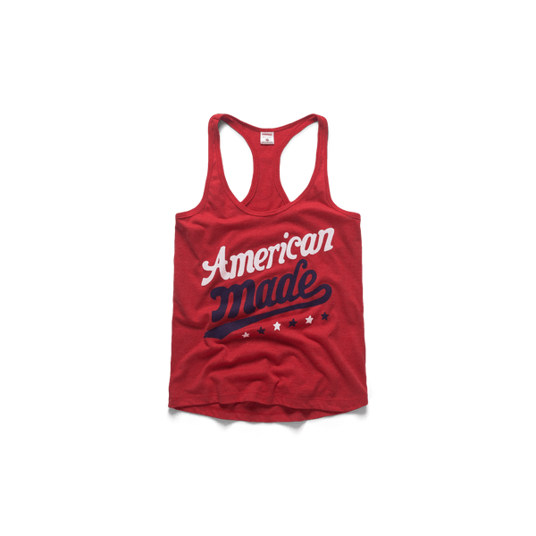 Women's American Made Racerback