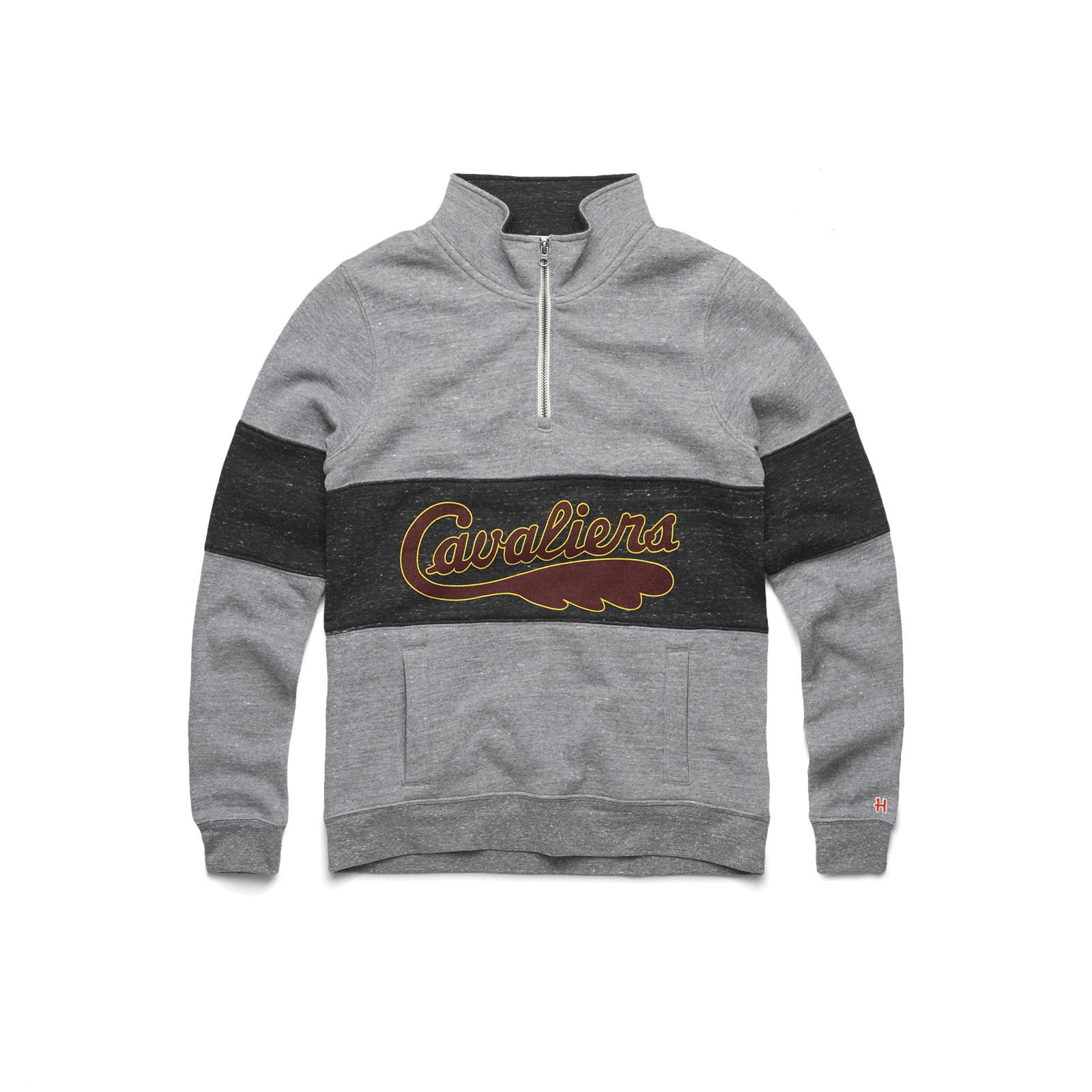 Women's Cavaliers Flourish Quarter Zip