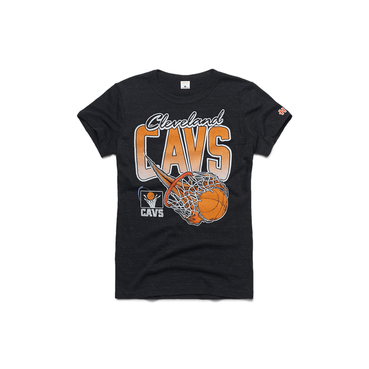 check out a143b 2a866 Women's Cavs On Fire Vintage Tee