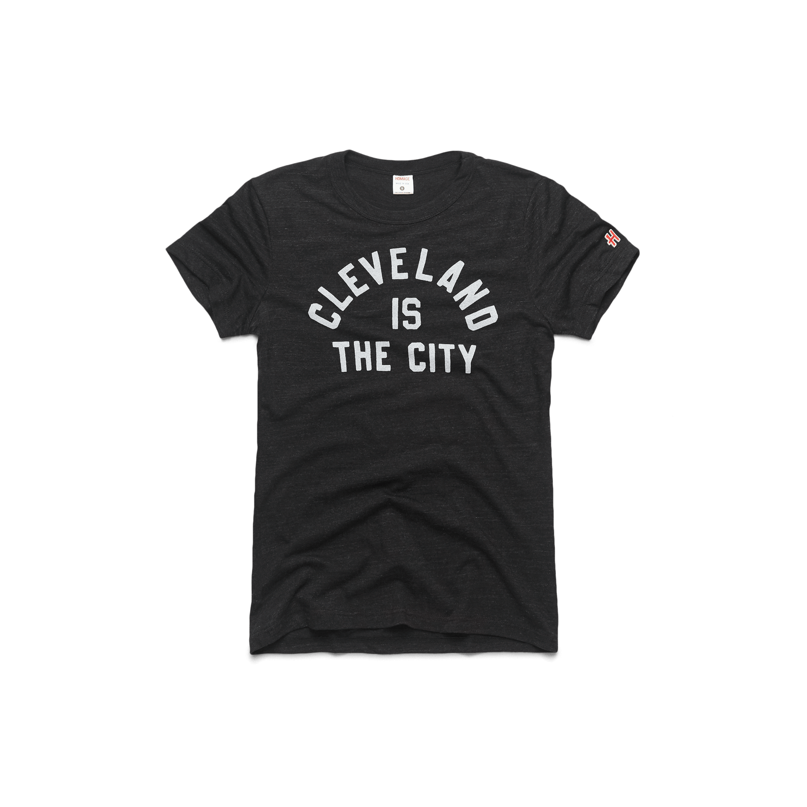 Women's Cleveland Is The City Vintage Tee
