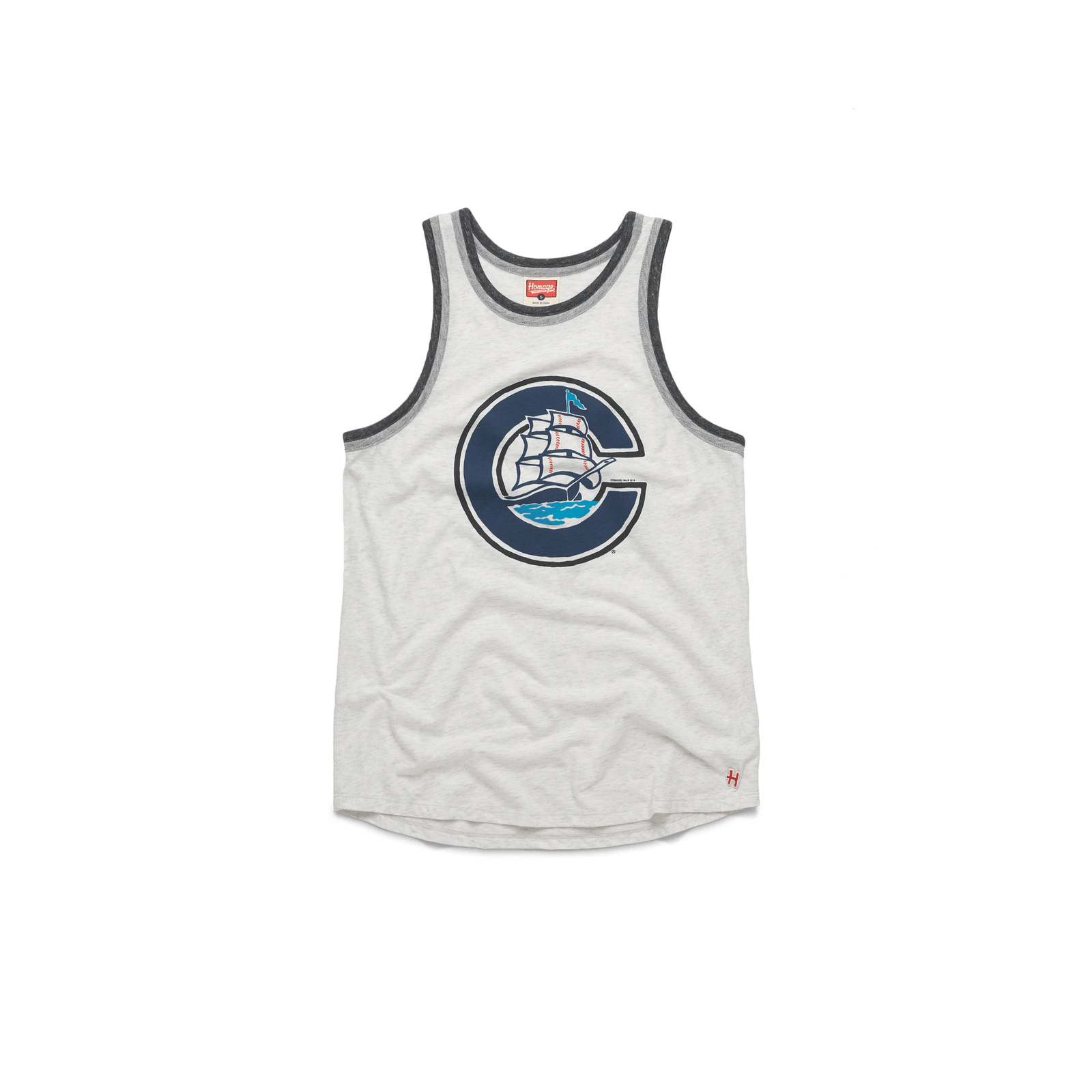 Women's Clippers Big C Tank Top