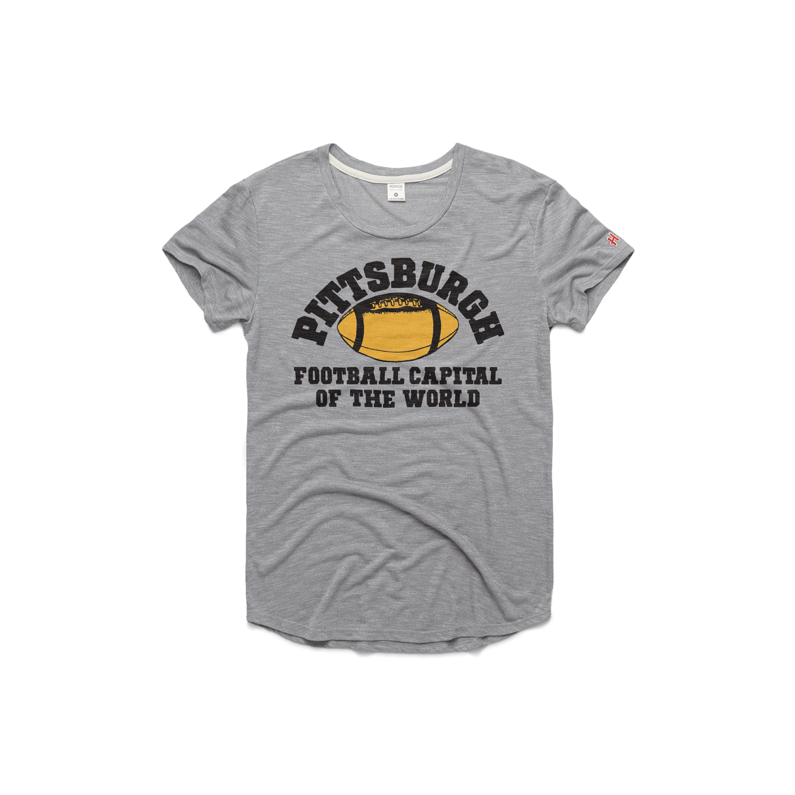 Women's Football Capital Of The World Easy Tee