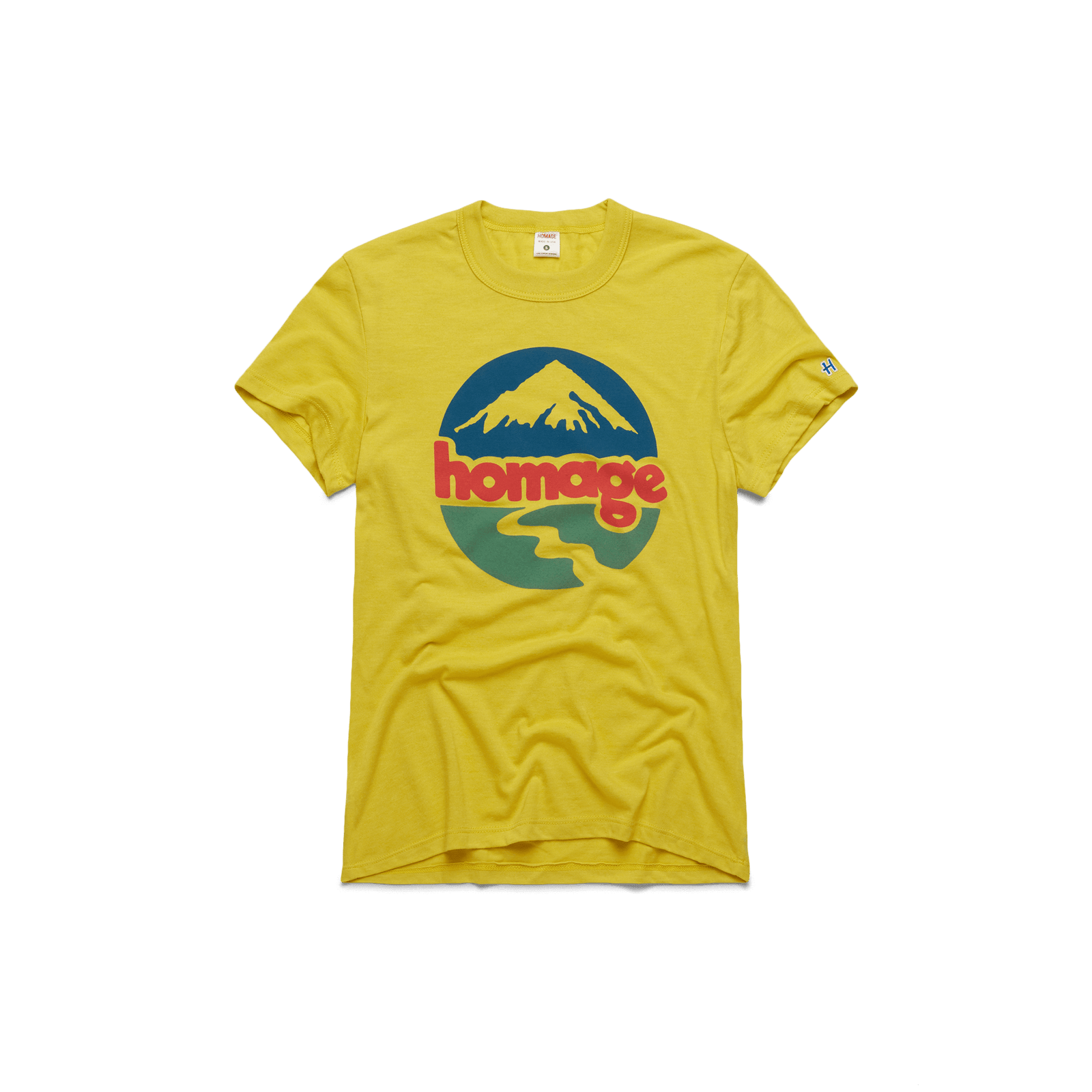 Women's HOMAGE Outdoor Vintage Tee