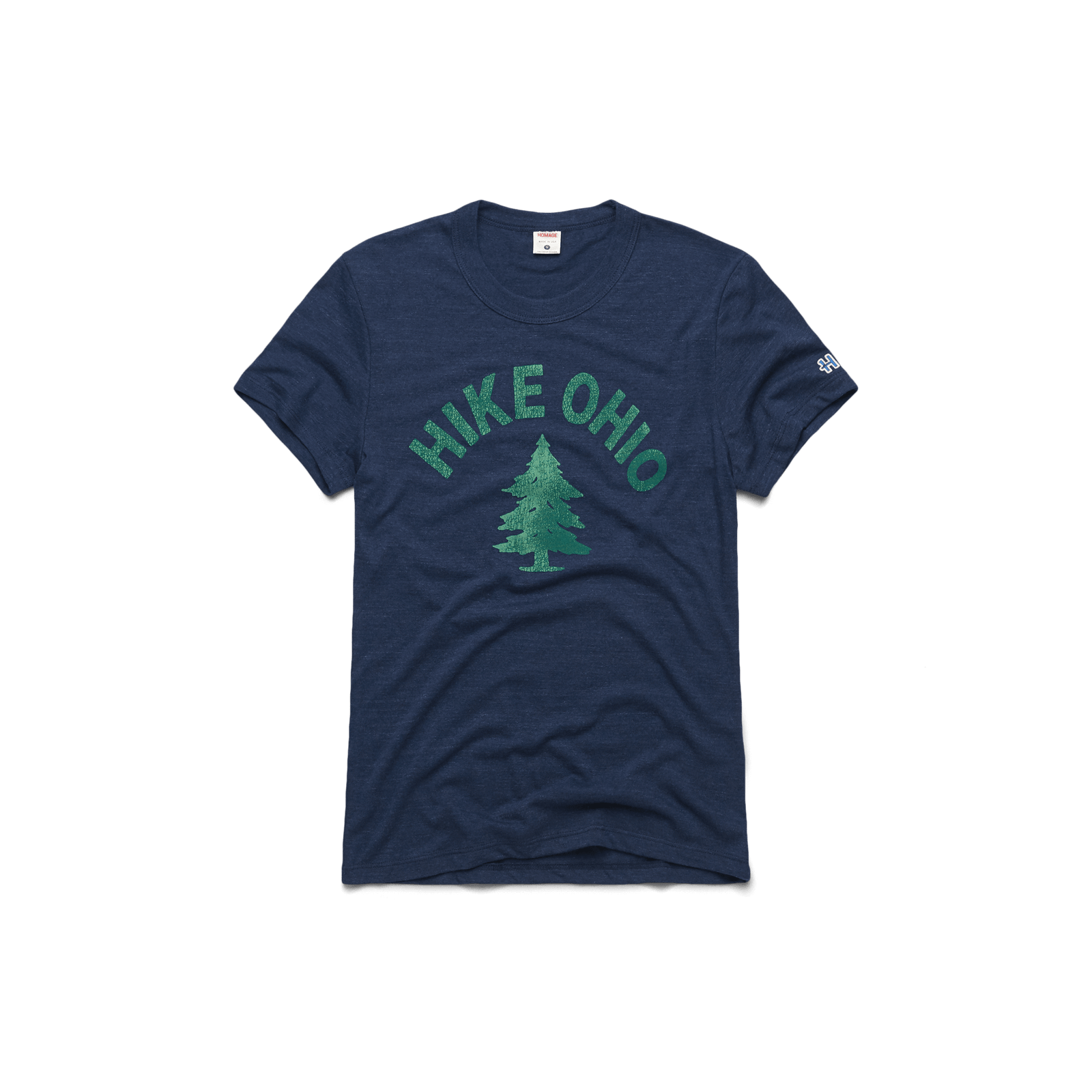 Women's Hike Ohio Vintage Tee