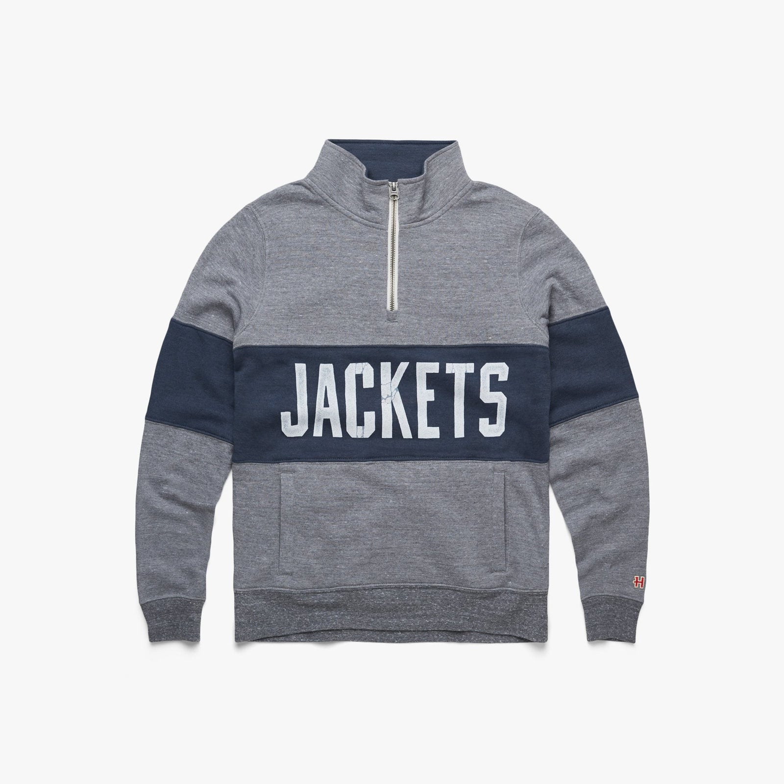 Women's Jackets Retro Quarter Zip