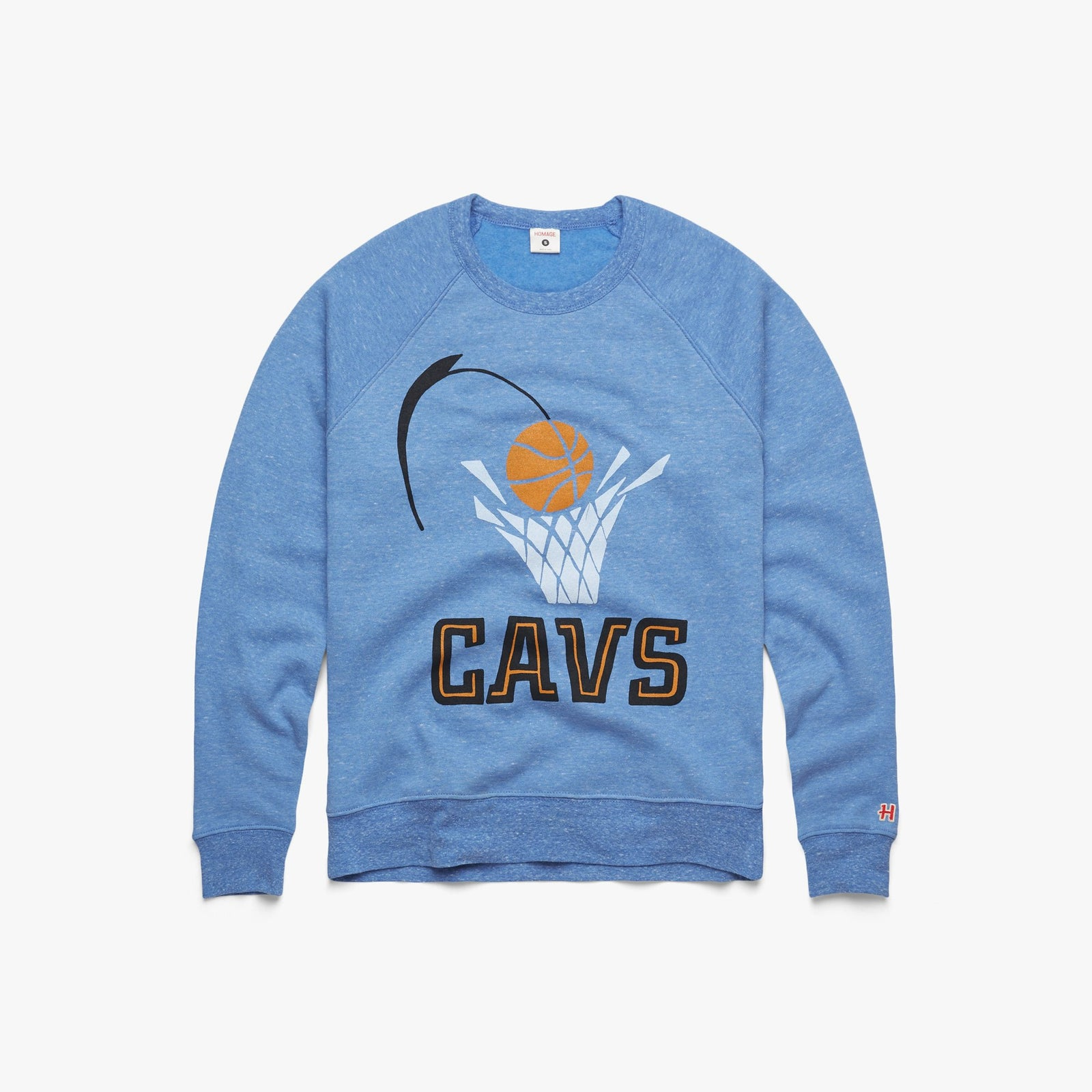 Women's Nothing But Net Cavs Crewneck