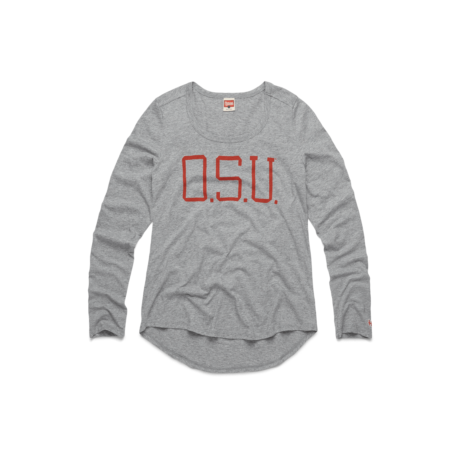Women's O.S.U. Long Sleeve Tee