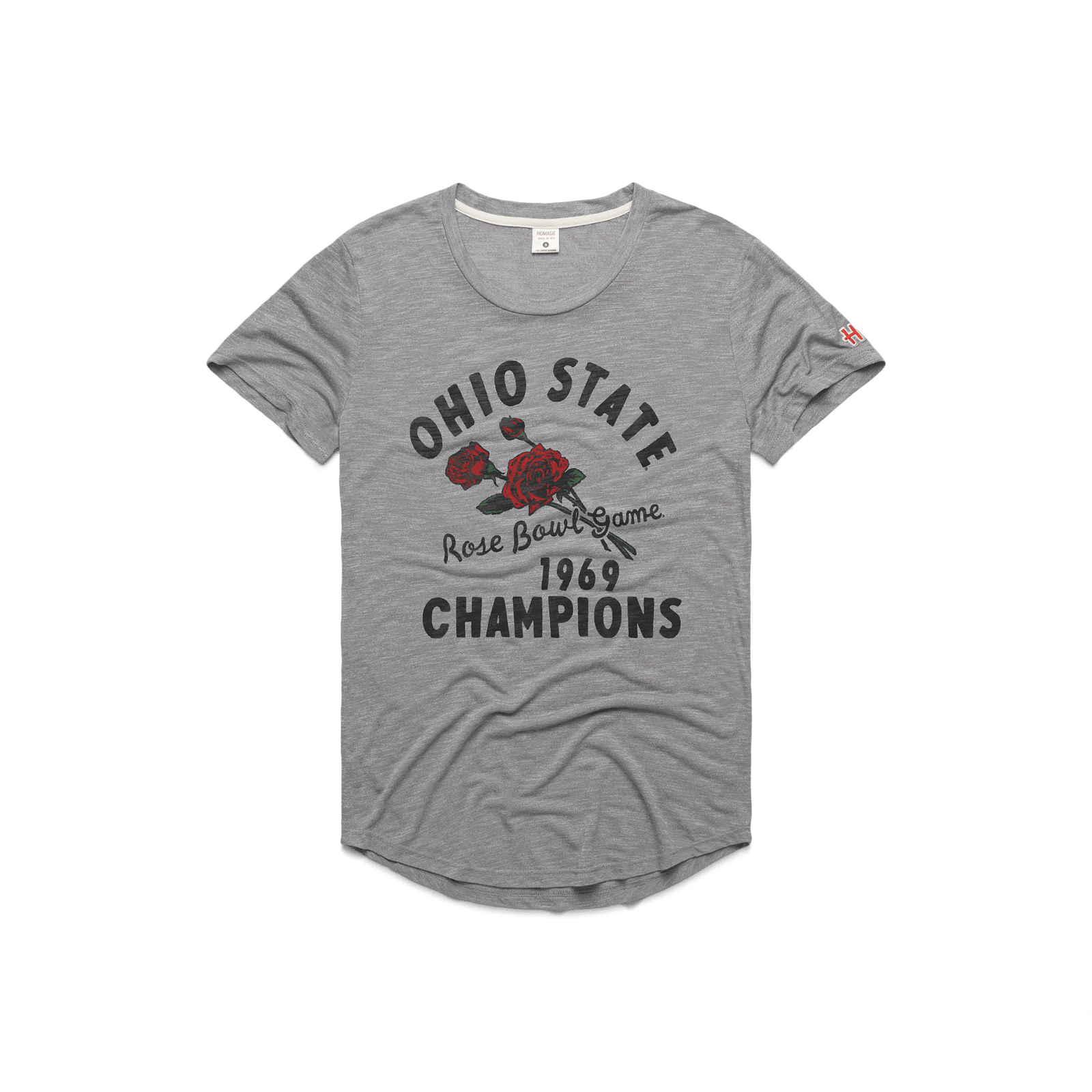 Women's OSU 1969 Rose Bowl Champs Easy Tee