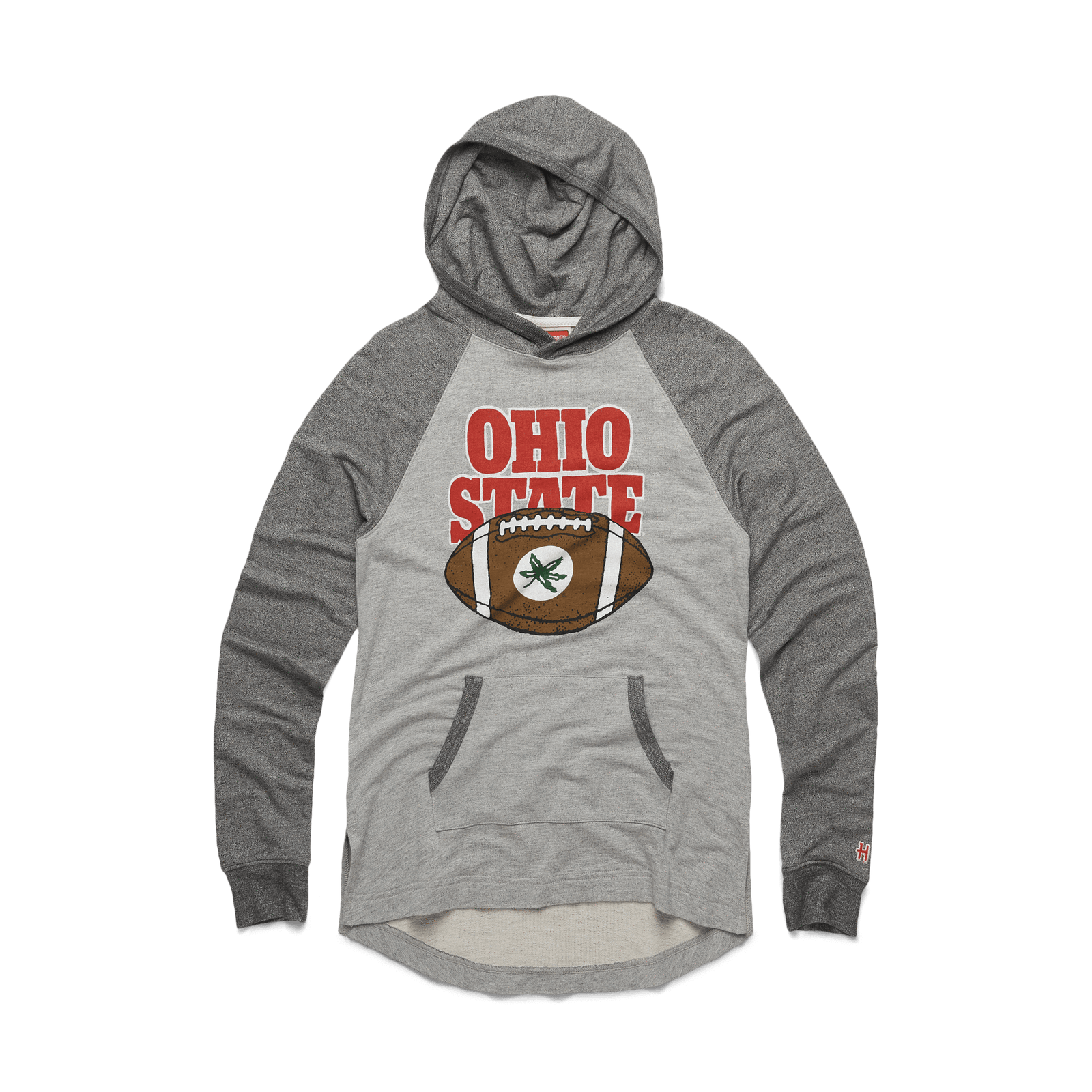 Women's OSU Football Lightweight Hoodie