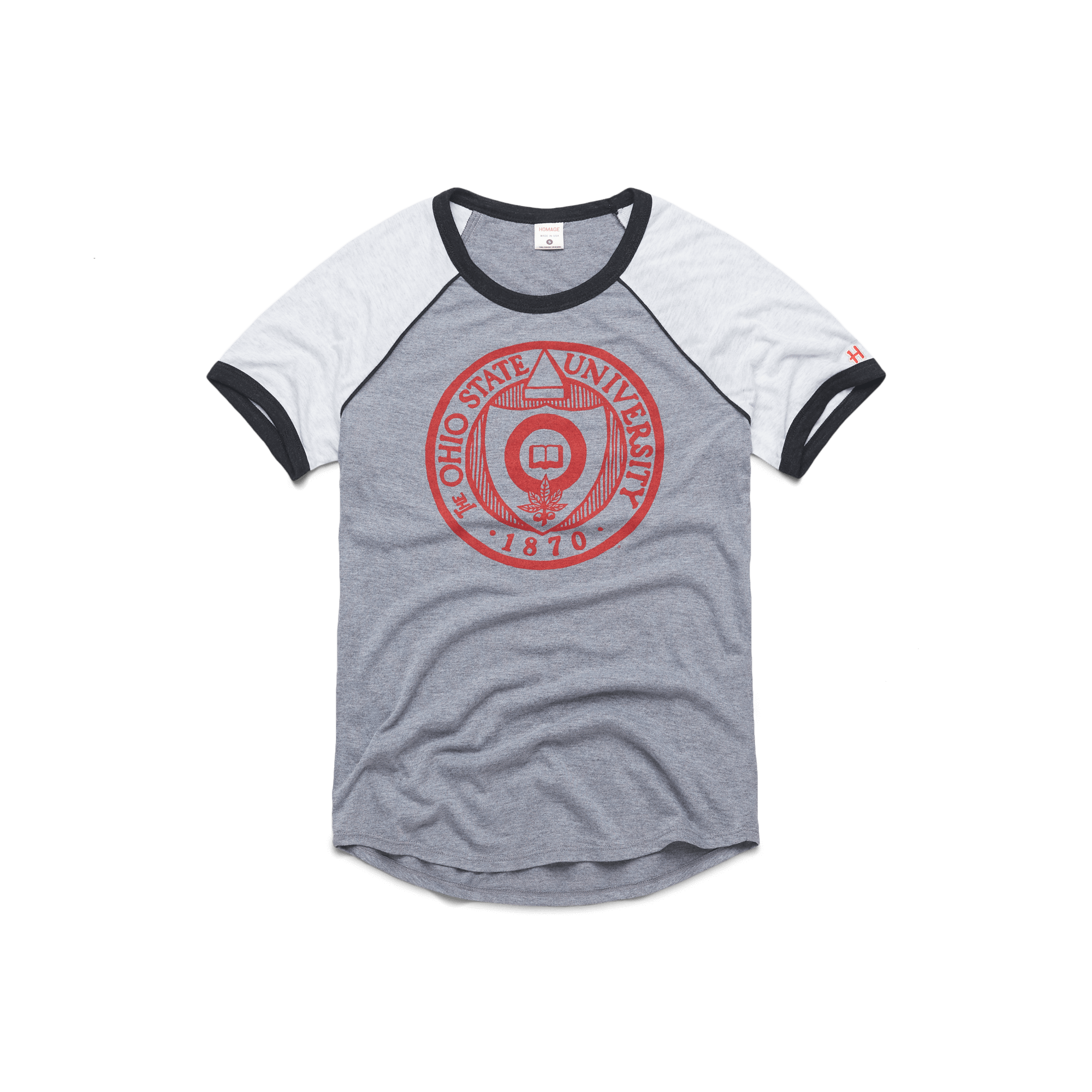 official photos ed795 584d9 Retro Ohio State University OSU Buckeyes Vintage Inspired Apparel – HOMAGE