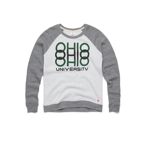 Women's Ohio University Repeat Crewneck