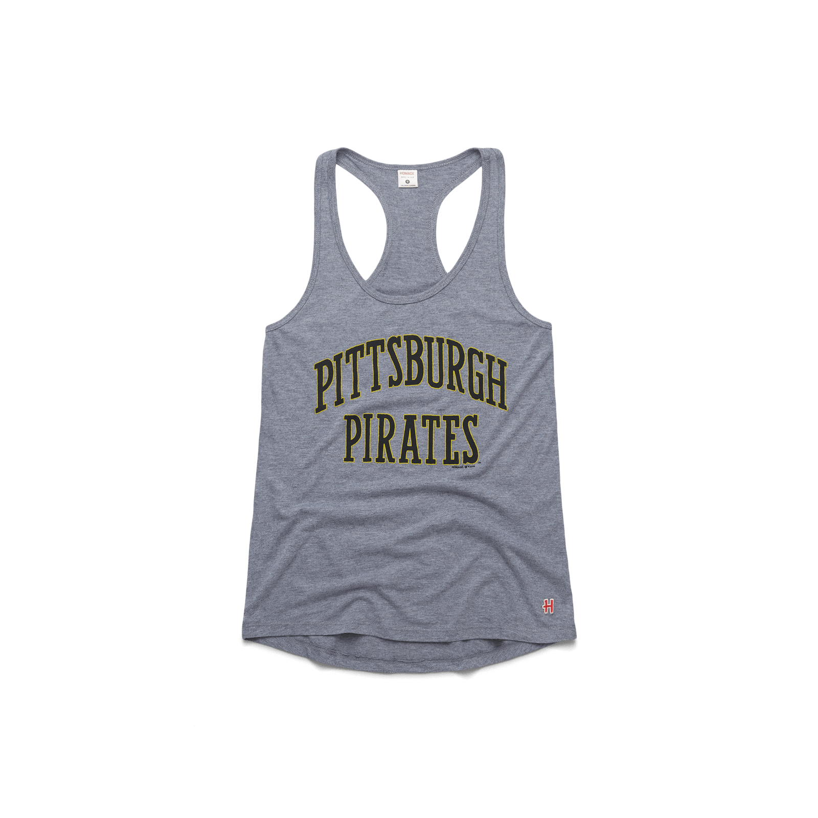 Women's Pirates Grand Slam Racerback