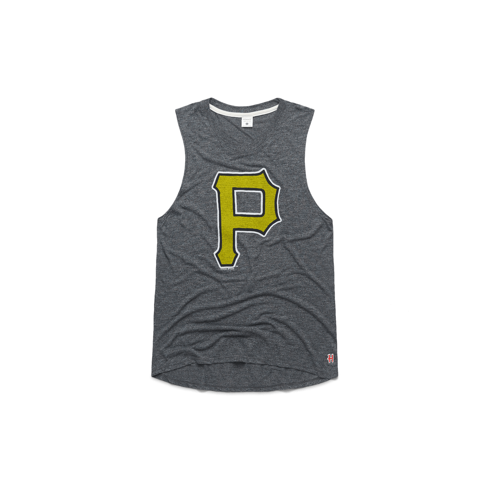 Women's Pittsburgh Pirates Muscle Tank