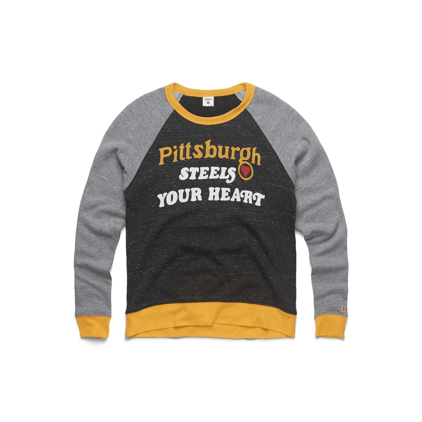 Women's Steels Your Heart Crewneck