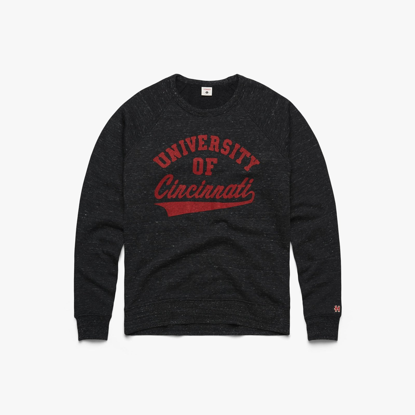 Women's U Of Cincinnati Script Crewneck