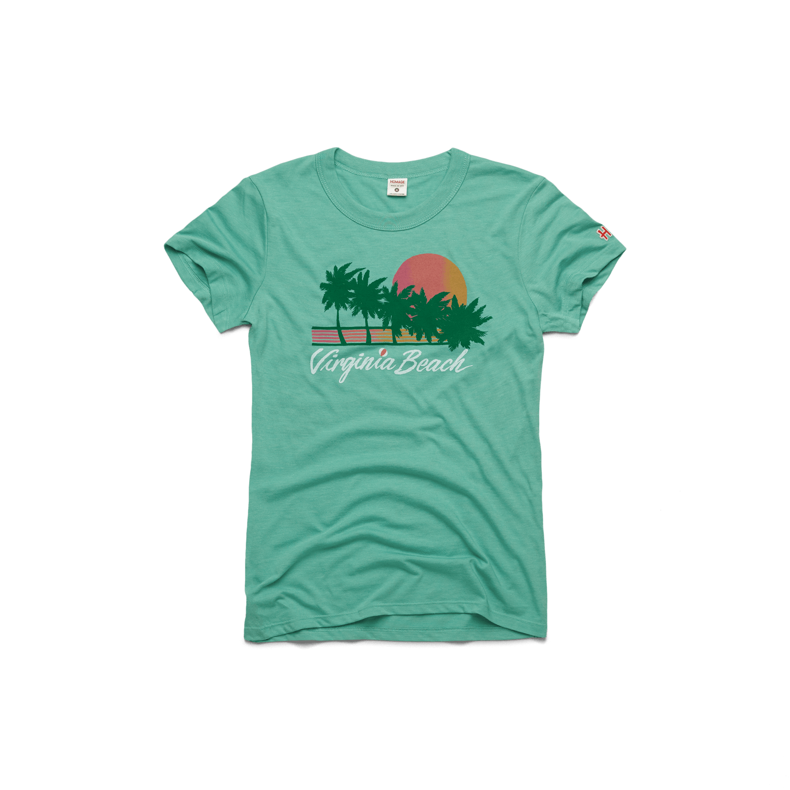 Women's Virginia Beach Vintage Tee