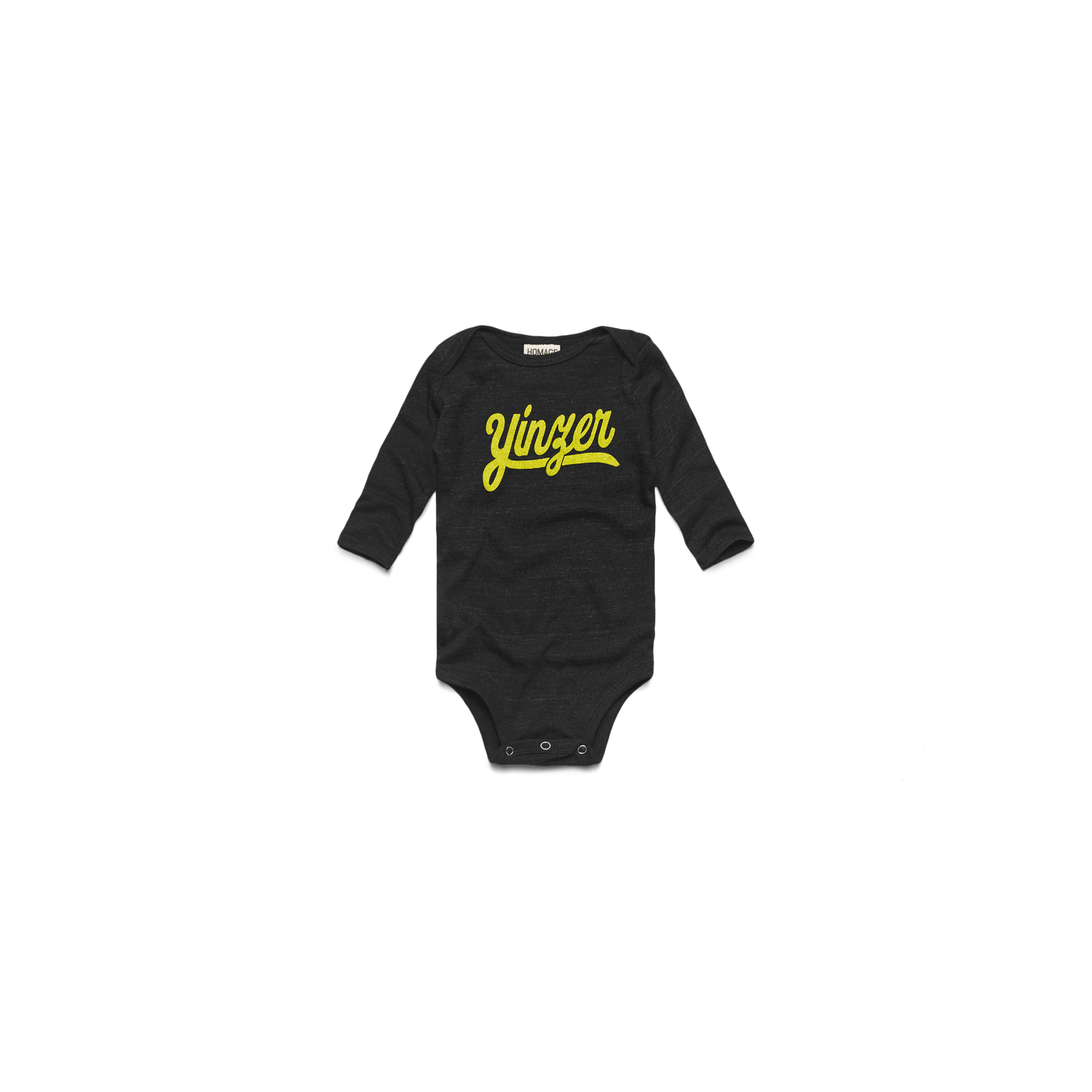 Yinzer Long Sleeve Baby One Piece