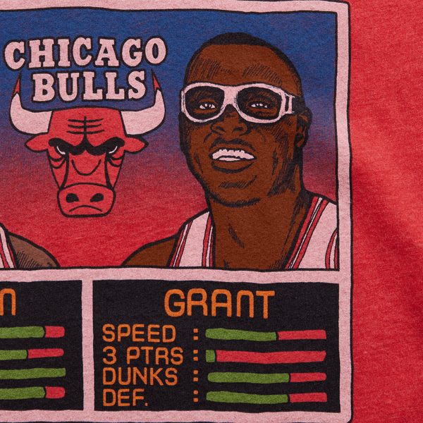 Pit Crew Shirts >> NBA Jam Chicago Bulls Retro Basketball Arcade Video Game T ...