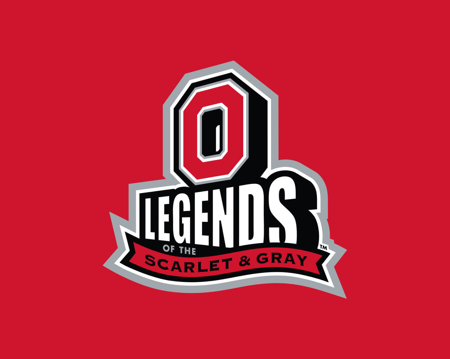 Legends Of The Scarlet And Grey Logo