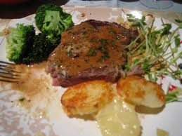 Easy Steak Diane Recipe