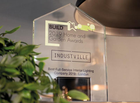 Industville Scoop Prestigious Industry Award