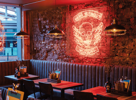BrewDog Lighting Project