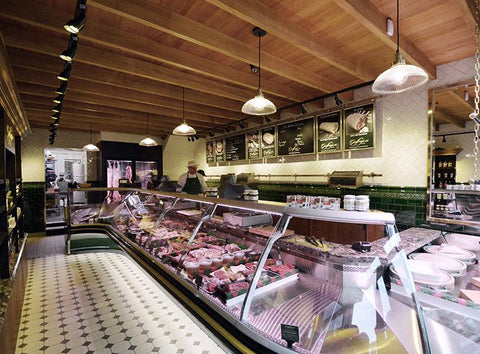 Butcher Shops Lighting Ideas