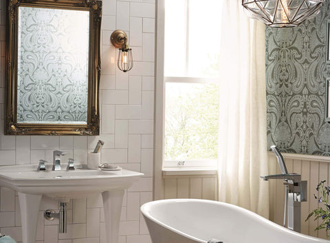 Heritage Bathroom's Blenheim Suite