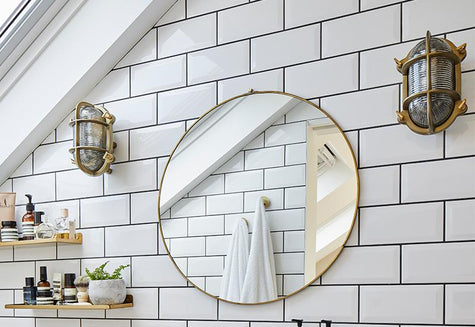 50 Small Bathroom Ideas That Increase Space in 2020