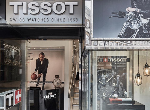 Tissot Lighting Project