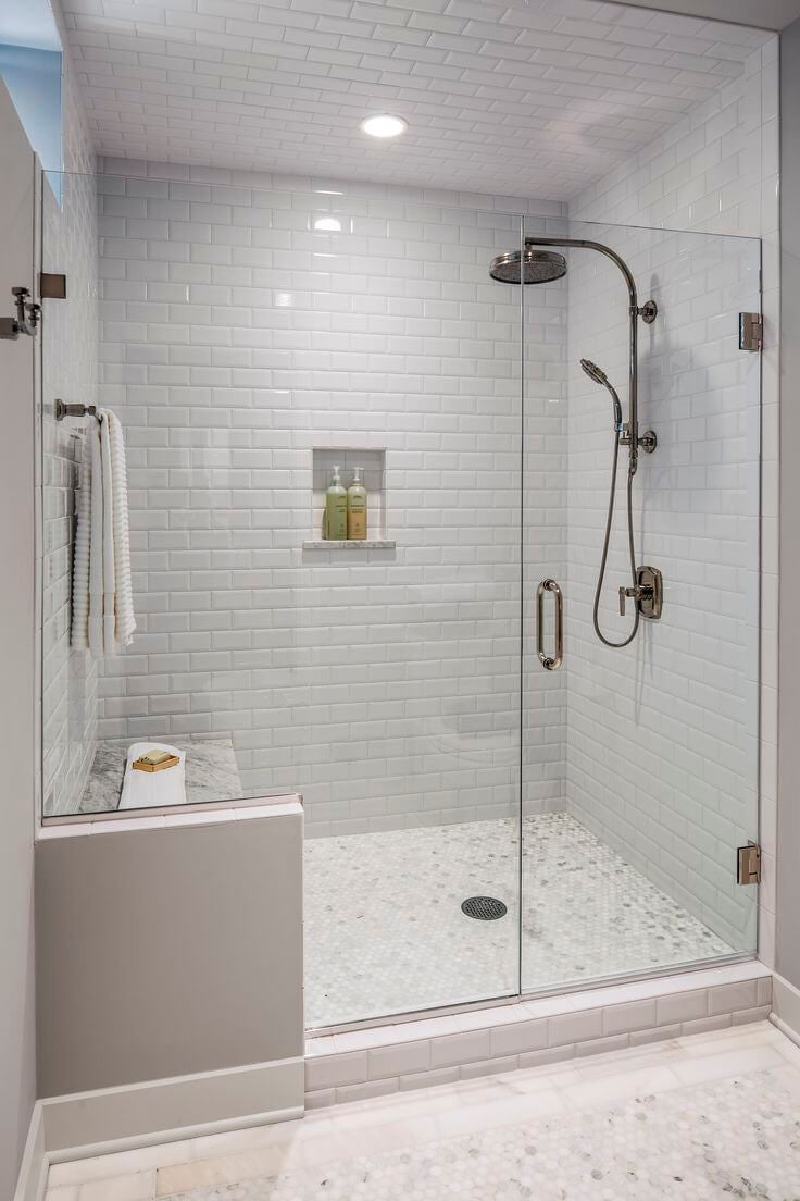 50 Small Bathroom Ideas That Increase Space Perception