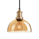 8-Inch_Pendant_Tinted_Glass_Amber_Dome_Brass_Brooklyn_BR-TGL-DP8-A-BH