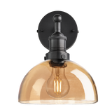 8-Inch_Wall_Light_Tinted_Glass_Amber_Dome_Pewter_Brooklyn_BR-TGL-DWL8-A-PH