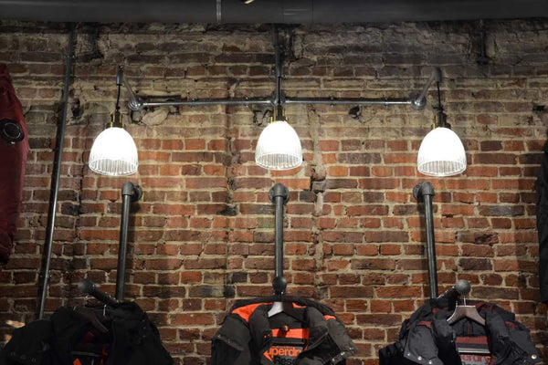 new concept a9847 c20ea Superdry Lighting Project | Retail Store Light Designs ...