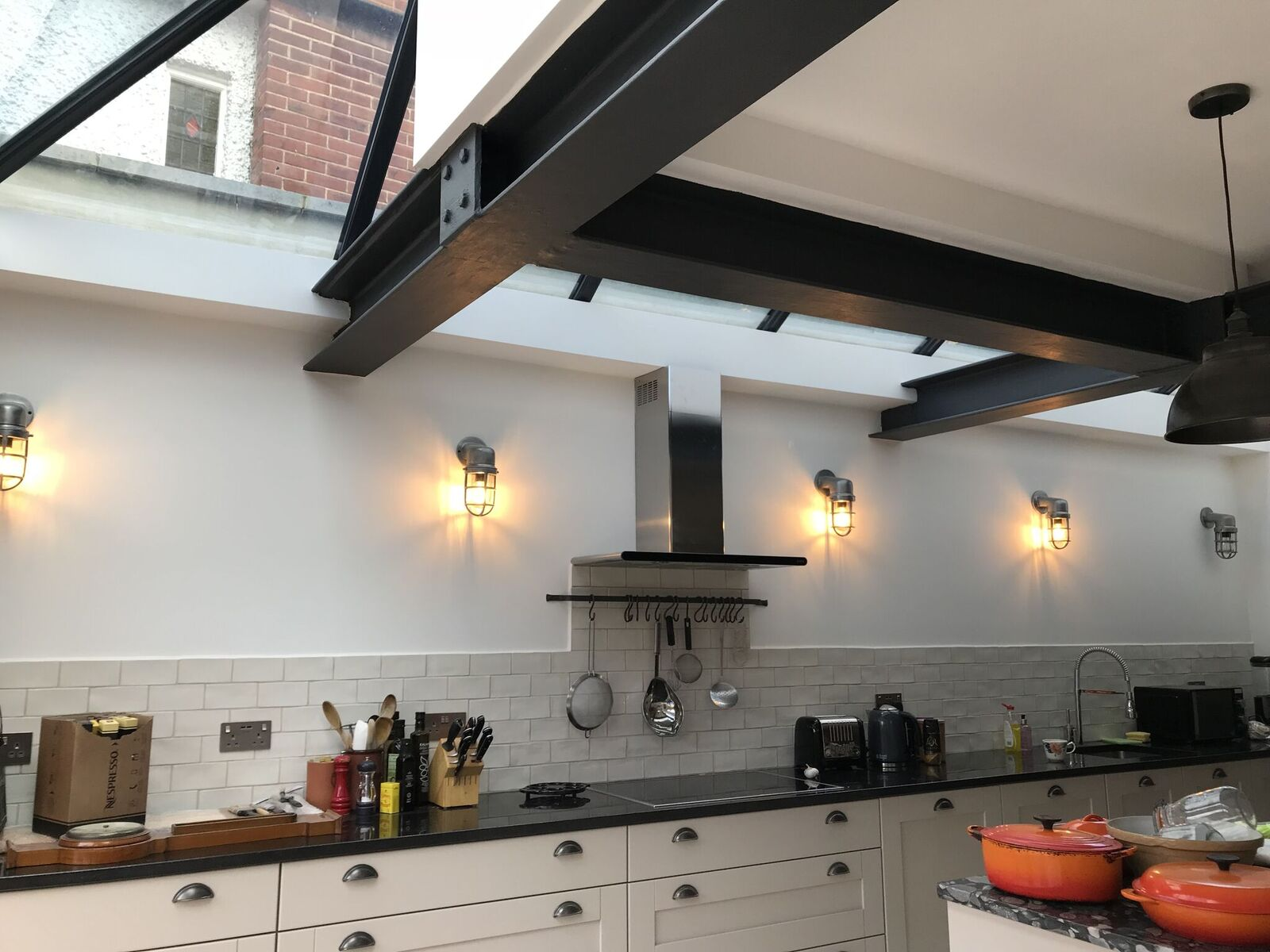 Attic inspired kitchens