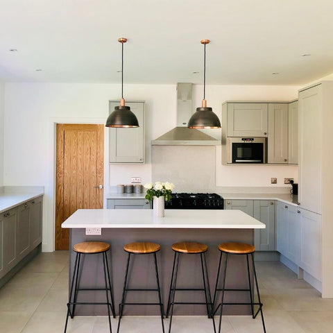 Lighting Design Ideas For Traditional Country And Cottage Kitchens Industville