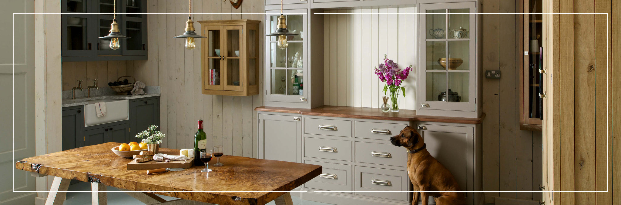 Lighting Design Ideas For Any Traditional, Country Or Cottage Kitchen