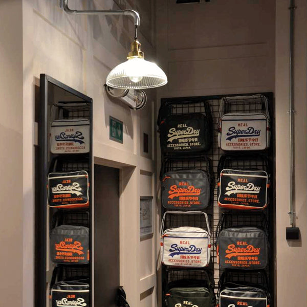 new concept dd57f 314b6 Superdry Lighting Project | Retail Store Light Designs ...