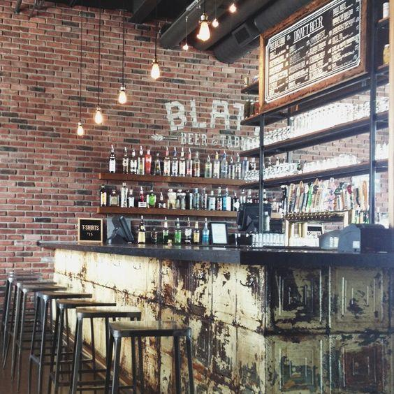 rustic home bar ideas